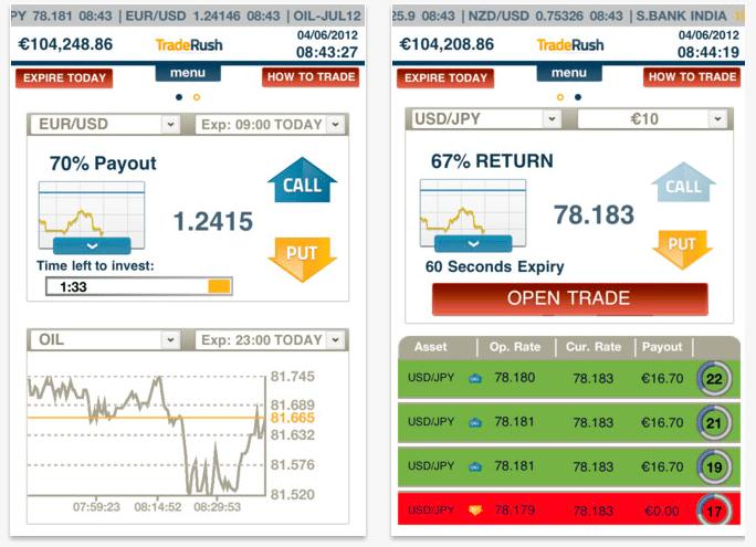 Binary option history account trading tips and strategies