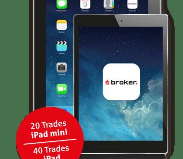S-Broker: iPad mini oder iPad für Depot-Neukunden bis 31.12.2013