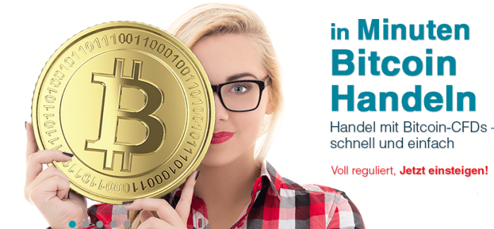 Topoption Konto: Bitcoins Trading + 200€ Einzahlen, 100€ zusätzlichen Bonus erhalten.